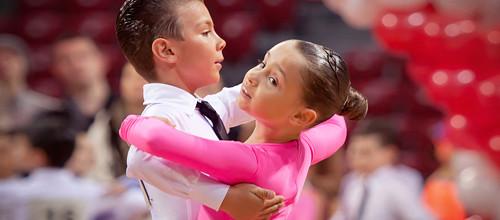 Детски групи – спортни и латино танци