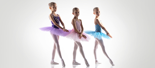 Groups for children – Classical ballet