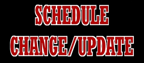 Temporary changes in the kizomba and zumba schedules!