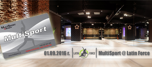 MultiSport @ Latin Force