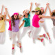 Groups for children – Modern dances