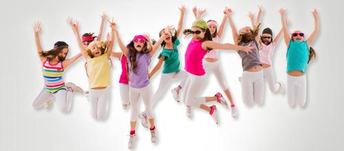 Детски групи – модерни танци