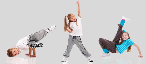 Детски групи – хип-хоп