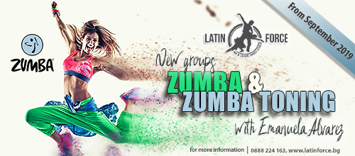 ZUMBA & ZUMBA TONING – NEW GROUPS | September, 2019