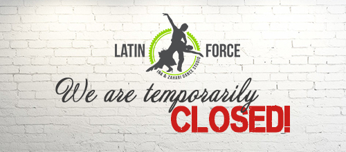 We аre temporarily closed!