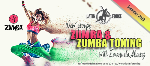ZUMBA & ZUMBA TONING – NEW GROUPS | June, 2020