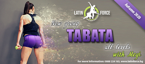 TABATA – NEW group with Megy | 08.09.20